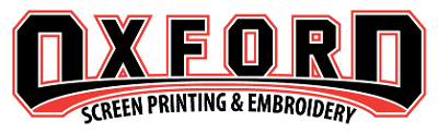 Oxford Screen Printing & Embroidery, Logo